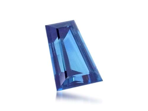 Tapered Baguette Sapphire