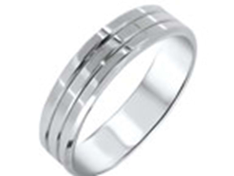 Engraved Wedding Ring
